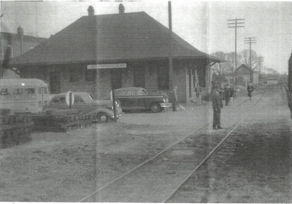 jeffersonville Historic Train Depot